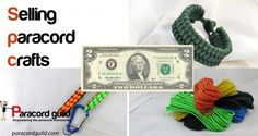 How to sell paracord crafts - Paracordguild.com