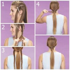 4 Chic Braided Hairstyles, Made Easy!