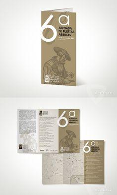 Asociación de Talleres de Obra Gráfica de Madrid -   6ª Jornada de Puertas Abiertas. Tríptico  - www.versal.net • Diseño Gráfico • Identidad Visual Corporativa • Publicidad • Diseño Páginas Web • Ilustración • Graphic Design • Corporate Identity • Advertising • Web Pages • Illustration • Logo