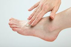 Is your Athlete's Foot Lingering?