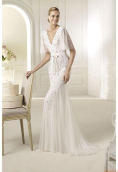 Vestidos de noiva Pronovias Deimos 2013
