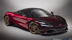 2017 McLaren MSO 720S Velocity