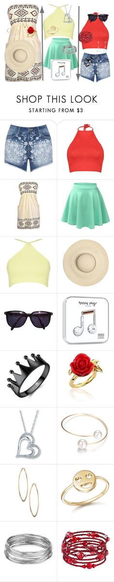 """3"" by mt4fisher ❤ liked on Polyvore featuring Mat, Boohoo, LE3NO, Sonia Rykiel, Disney Couture, Lydell NYC, Bing Bang, Aqua, 1928 and 3 AM Imports"