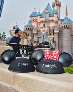 How To Propose at Disneyland And Walt Disney World