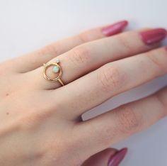 Orbitus Ring - local eclectic  - 8