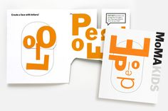 Kids' Activity Guides - The Department of Advertising and Graphic Design