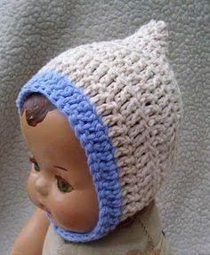 Breezybot: FREE Pattern - Breezybot Newborn Pixie Hat