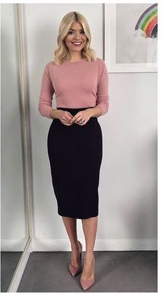 Womens fashion for work casual workwear interview outfits 50 Ideas for 2019 Business Professional Outfits, Professional Dresses, Business Casual Outfits, Business Attire, Office Outfits, Modest Work Outfits, Office Uniform, Office Attire, Business Fashion