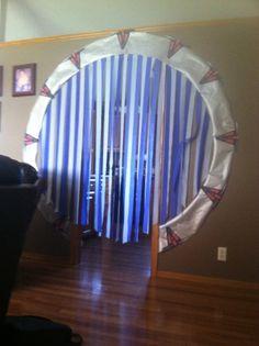 Stargate Themed Birthday.