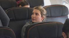 Un abogado y su familia son expulsados de un vuelo de JetBlue por opinar en voz alta sobre el hecho de compartir viaje con Ivanka Trump, la hija del presidente de los Estados Unidos de América, despertando reacciones encontradas a favor y en contra y hasta una campaña en contra de la hija de Donald Trump.