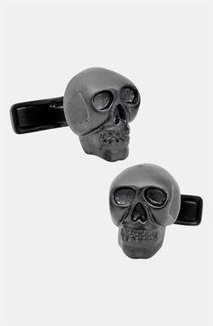 Ravi Ratan 'Iron Skull' Cuff Links | Nordstrom