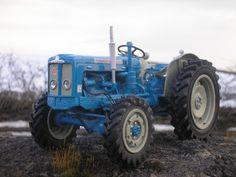 RJN Classic Tractors Roadless 64 Green
