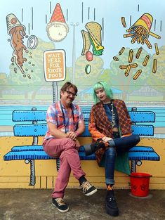 Newcastle Productions is the website of Trevor Dickinson, a Newcastle NSW based artist Street Art Banksy, Murals Street Art, Graffiti Wall Art, 3d Street Art, Mural Wall Art, Graffiti Lettering, Graffiti Artists, Painting Studio, Mural Painting