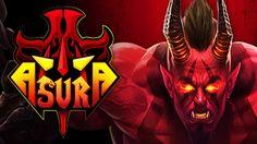 Asura - Gameplay Trailer   PC Game HD
