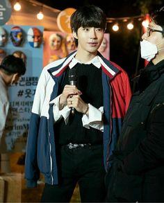 Korean Actors, My Boys, Kpop, Pretty, Jackets, Fashion, Down Jackets, Moda, Fashion Styles
