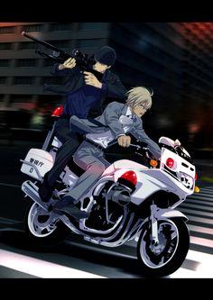 FBI×公安  走行中の狙撃 5 Anime, Anime Comics, Anime Guys, Happy Tree Friends, Super Manga, Detective Conan Wallpapers, Anime Friendship, Amuro Tooru, Kaito Kid
