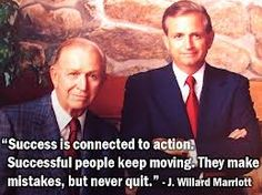 On Success and action...