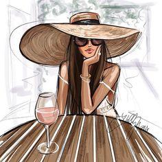 Fashion Drawing My Sunday/(everyday) style icon, ⭐️ quick sketch on Procreate. Fashion Art, Foto Fashion, Girl Fashion, Fashion Design, Fashion Painting, Fashion Collage, Fashion Quotes, Fashion Prints, Trendy Fashion