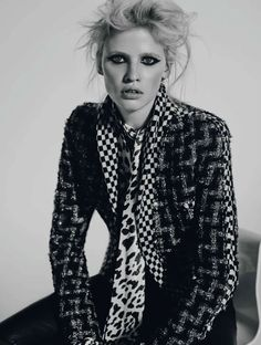 lara stone by richard bush for l'express styles september 2015