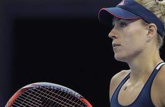 Top-ranked Kerber loses to Elina Svitolina at China Open - The New Indian Express