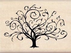 It's a wooden stamp, but it sure would make a cute tat!