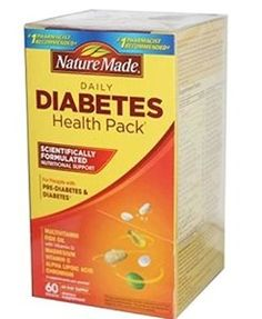 Customer Review: After trying this product, my blood sugars not only ran more consistantly, they also ran lower. Even on the very first day of taking them! I'm on an insulin pump and I had to lower my basal rates twice, and am about to lower insulin to food ratio as well. They were consistently around the 60 range, before I lowered the insulin. Now they're in the 70-90 range, some a little lower. This product is wonderful and I would recommend it to anyone.