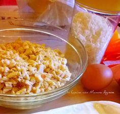 In Cucina con Mamma Agnese: Fagottini di Galletto su Crema Piccante