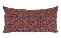 Kesula Madder Bolster - Pillows - Accessories   Jayson Home