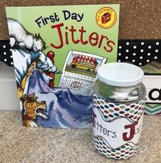15 First Day Jitters Activities to Calm Back-to-School Nerves Jitter juice, jitter glitter, and more! Preschool First Day, First Day Of School Activities, Kindergarten First Day, 1st Day Of School, Beginning Of The School Year, School Fun, School Ideas, Middle School, High School