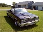 CHEVROLET El Camino 1978-87 Restoration Parts and Accessories - AutoObsession