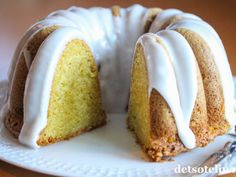 Søk etter oppskrifter | Det søte liv Vanilla Cake, Creme, Food And Drink, Sweets, Baking, Desserts, Recipes, Party, Liv