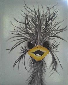 Animal Paintings, Animal Drawings, Art Drawings, Funny Paintings, Art Paintings, Pencil Drawings, Arte Zebra, Whimsical Art, Art Plastique