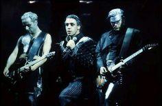 Till Lindemann # Paul Landers # Richard Kruspe