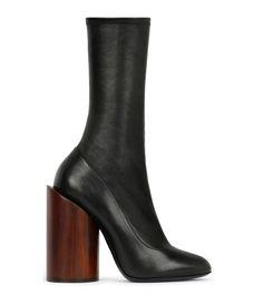 Bottines noires Givenchy