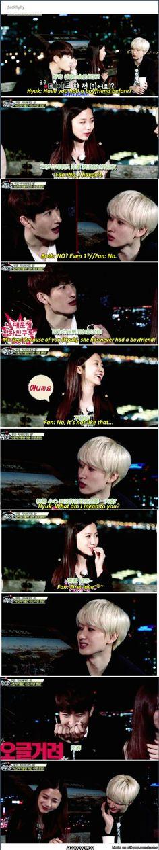Hyukjae: My heart flutters.. Really. | allkpop Meme Center