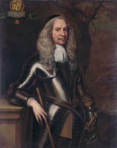 Adriaen Hanneman (c.1603-1671) —  Portrait of Cornelis van Aerssen (1600-62), Lord of Sommelsdijk, 1658  :   The Rijksmuseum, Amsterdam. Netherlands (1974×2500)