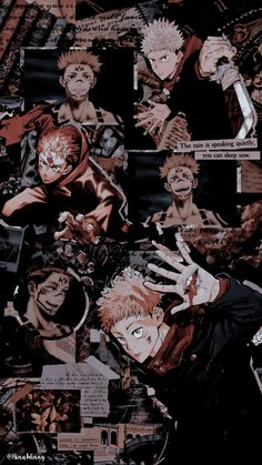 Itadori wallpaper