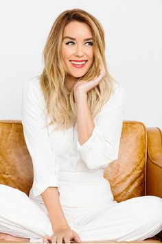 Happy birthday to our editor-in-chief, Lauren Conrad! Happy birthday to our editor-in-chief, Lauren Conrad! Ombre Hair Color, New Hair Colors, Blonde Color, Trendy Hairstyles, Straight Hairstyles, Wavy Hair, Her Hair, Lauren Conrad Style, Color Rubio