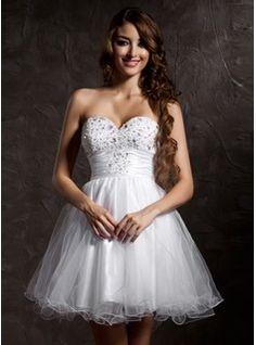 Winter Wonderland Homecoming Dresses 14