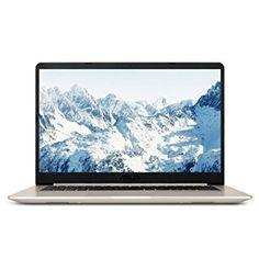 ASUS S510UQ-BQ178T VivoBook Slim 15.6-inch Nano Edge Screen (Gold) - (Intel Core i5-7200U, 8 GB RAM, 256GB SSD, Nvidia GTX940MX, Windows 10)