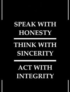 integrityquote Inspirational Quotes Integrity quotes