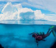 antarctica http://www.deepbluediving.org/mares-puck-pro-vs-mares-puck/