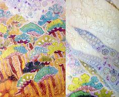 Unbelievable kimono art!