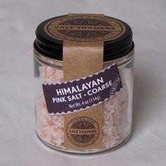 SALT TRADERS   Himalayan Pink Salt   Danish Viking Smoked Sea Salt   Fleur de Sel   Tellicherry Black Pepper and More! - Himalayan Pink Salt, $8.50 (http://www.salttraders.com/himalayan-pink-salt/)