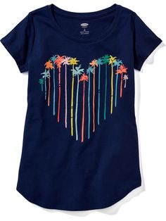 54 Ideas Embroidery Tshirt For Girls For 2019 Hand Painted Dress, Painted Clothes, T Shirt Painting, Tshirt Painting Ideas, Paint Shirts, Kids Fashion, Fashion Outfits, Girls Tees, Diy Clothes