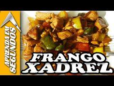 Aprenda em Segundos: Receita de Frango Xadrez (China Box)