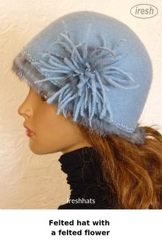 44607145202 45 Best Felted hats images in 2019