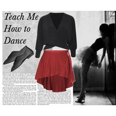 """""""Teach Me How To Dance"""" by dancing-inthe-street on Polyvore"""