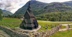 Old church, Norway