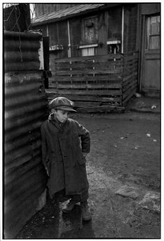 Henri Cartier-Bresson.Paris 20ème arrondissement.1937 Magnum Photos -